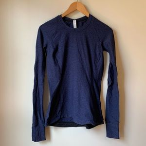 Lululemon Long Sleeve Workout Top